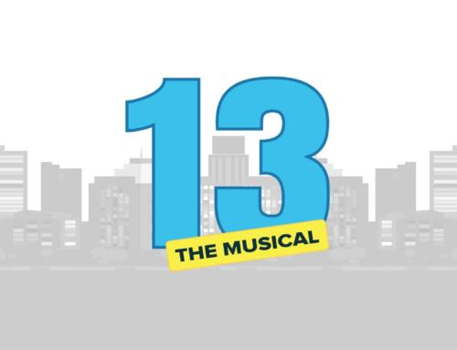 13 The Musical – April 2018
