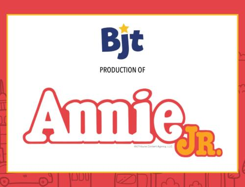 Annie Jr – July 2019