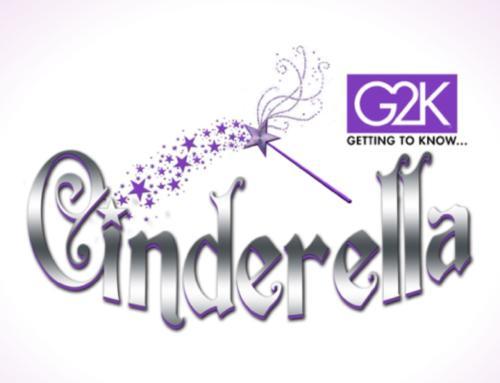 Cinderella G2K – January 2021
