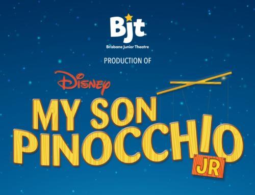 My Son Pinnochio Jr – July 2021